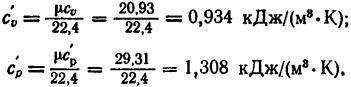 Примеры решения задач по термодинамике